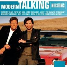Milestones CD Modern Talking