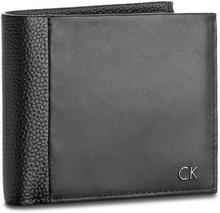 Calvin Klein Black Label Duży Portfel Męski BLACK LABEL - New Nathan 10CC+Coin K50K503558 001