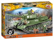 Cobi Small Army 2486 Rudy 102 T 34/85