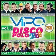 Wydawnictwo Folk Disco polo hity. Volume 3, 2CD