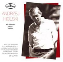Arie Operowe Pieśni Kantaty CD) Andrzej Hiolski