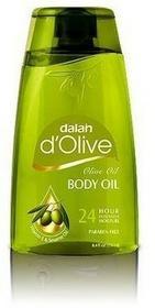Dalan D OLIVE D OLIVE, Olejek OLIWKOWY do ciała i masażu, 250 ml