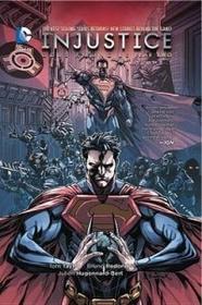 D C COMICS Injustice: Gods Among Us Year 2 Volume 1 HC