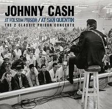 At San Quentin At Folsom Prison CD) Johnny Cash