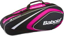 Babolat Thermobag Racket Holder Bad Club Line X8 pink 133212