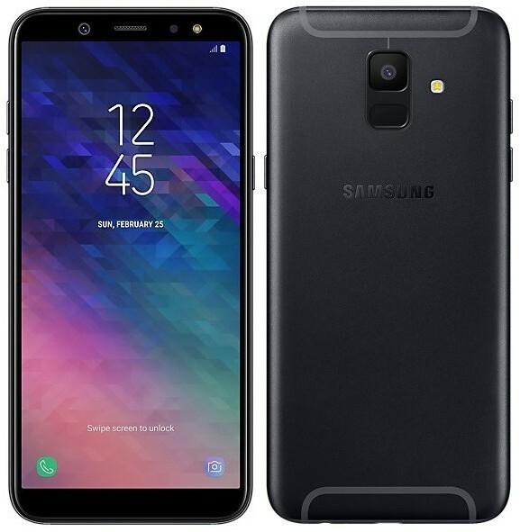 Samsung Galaxy A6 2018 32GB Czarny – ceny, dane techniczne, opinie na SKAPIEC.pl