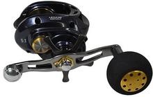 Daiwa LEXA HD400 X SL-P Test Hyper Speed baitca Sting Fishing Reel, 17  20 lb, Black by Daiwa LEXA-HD400XSL-P
