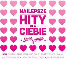 Najlepsze hity dla ciebie Love Songs Various Artists