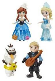 Hasbro Frozen Mini Laleczka AST (C1096)