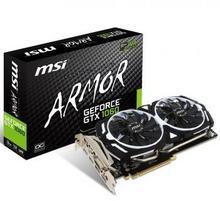 MSI GeForce GTX 1060 Armor 3G OCV1 VR Ready