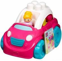 Mega Bloks Pojazd Convertible Pink CND37/DYT62