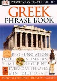 Dorling Kindersley Grecja rozmówki Dorling Kinderslay Greek Phrasebook