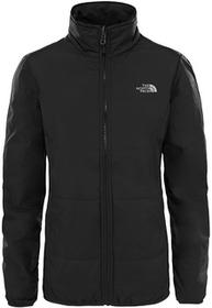 The North Face KURTKA W WAUCOBA JACKET TNF BLACK