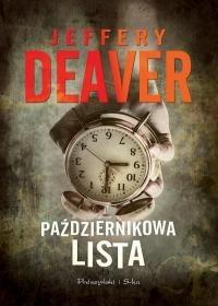 Prószyński Jeffery Deaver Październikowa lista