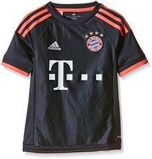 Adidas chłopięca koszulka piłkarska - replika koszulki FC Bayern Monachium używanej podczas Ligi Mistrzów UEFA , niebieski, 176 S08661/176