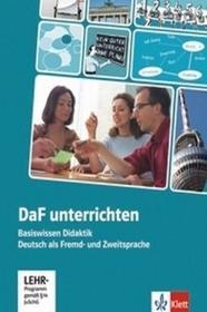 Klett DaF unterrichten, m. DVD