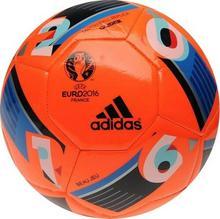 Adidas Piłka nożna Euro 2016 Glider Ball AZ1647 rozm 5 czerwona 12438