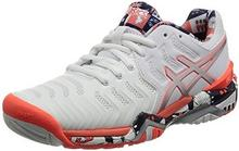 Asics Gel-Resolution 7 Limited Edition London scarpe Tennis Donna Women's Shoes (EU 39.5) B06XGBMGZB