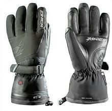 ZANIER Heat.ZX 3.0 ogrzewane rękawice męskie, , l, , czarny, 29146-2000-L