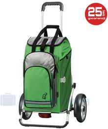 Andersen Wózek na zakupy Royal Plus 147 Hydro 147-036-50 Zielony - zielony 147-036-50