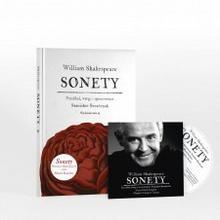 Wydawnictwo a5 Sonety z płytą CD - William Shakespeare