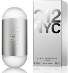 Carolina Herrera 212 NYC woda toaletowa 60 ml dla kobiet