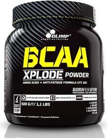 Olimp LABORATORIES BCAA Xplode powder truskawka 1000g