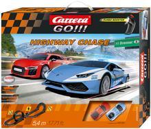 HighWay Carrera GO! Highway Chase 62430