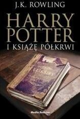 Media Rodzina Harry Potter i Książę Półkrwi - J.K. Rowling