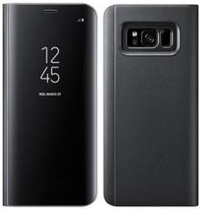 Samsung Etui Clear View cover Galaxy Note 8 Czarne 02818