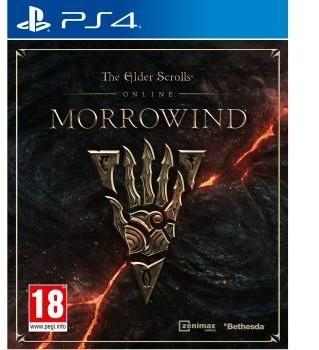 Gra The Elder Scrolls Online Morrowind PS4 5055856414025