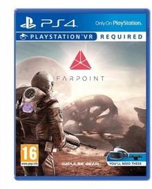 Sony Farpoint PS4 VR