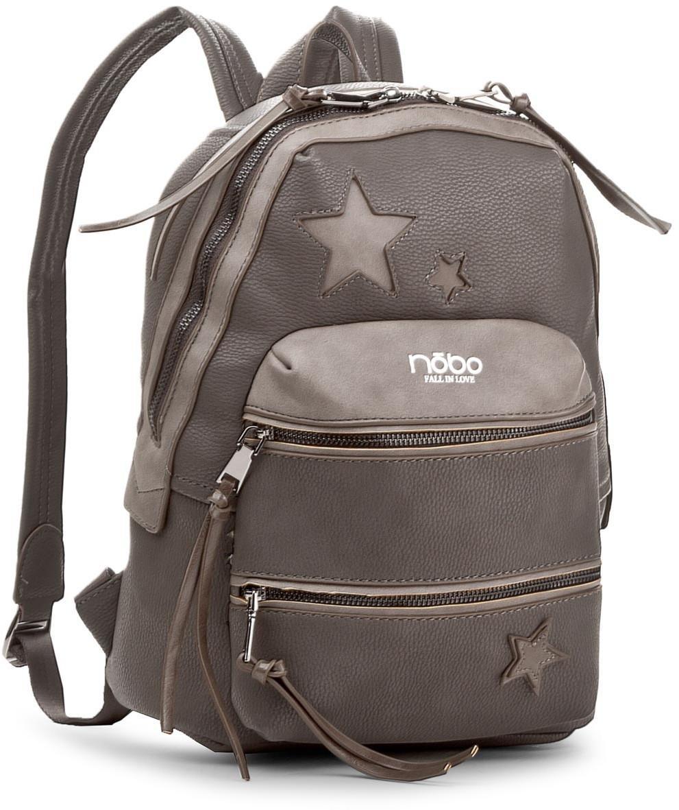 d85dcdff81cab Nobo Plecak NBAG-D4040-C019 Szary – ceny, dane techniczne, opinie na ...