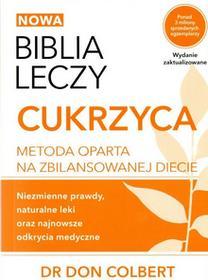 M Wydawnictwo Cukrzyca, Biblia leczy - DON COLBERT