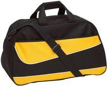 Kemer Torba sportowa, PEP, czarny/żółty - czarny / żółty 56-0808520