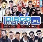 Wydawnictwo Folk Disco Imprezy PL vol. 1  2CD