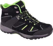 Hi-Tec Męskie buty SARAPO MID WP kolor czarno-zielony rozmiar 45 5901979192879