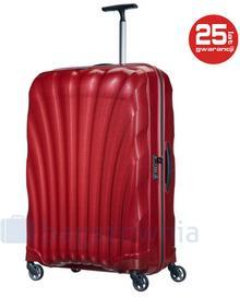 Samsonite Bardzo duża walizka COSMOLITE 73352 Czerwona - czerwony