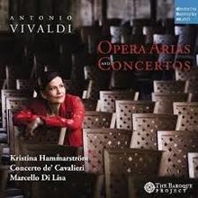 Vivaldi Opera Arias And Concertos The Baroque Project Volume 3 CD) Concerto De Cavalieri