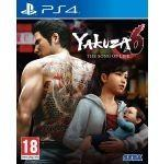 Yakuza 6 The Song of Life (GRA PS4)