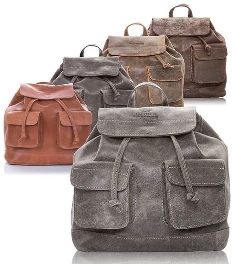 f46a495af4e8e Plecak damski skórzany Paolo Peruzzi – ceny