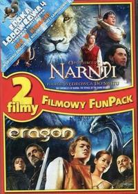Opowieści z Narnii 3 Podróż Wędrowca do Świtu Eragon DVD) Michael Apted Stefen Fangmeier