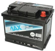 4MAX COLINE - 55Ah 470A P+