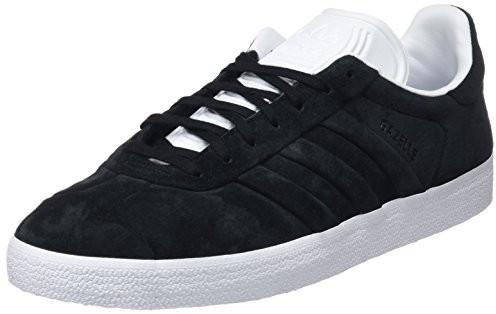 wholesale dealer d5e64 37ada Adidas Męskie buty Gazelle Stitch and Turn gimnastyczne, kolor czarny  (Core BlackCore BlackFtwr White), rozmiar 48 CQ2358CORE BLACKCORE  BLACKFTWR ...