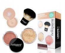 Bellapierre Flawess Kit Medium Zestaw mineralnych kosmetyków do makijażu
