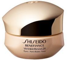 Shiseido Benefiance WrinkleResist 24 Intensive Eye Contour Cream 15ml przeciwzmarszczkowy krem pod oczy 0730852103153