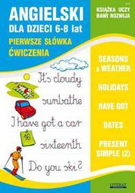 Literat Angielski dla dzieci Zeszyt 9 6-8 lat - JOANNA BEDNARSKA