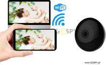 gospy.pl Kamera WiFi 720P HD NAF15 (Tryb Nocny) G-06532511