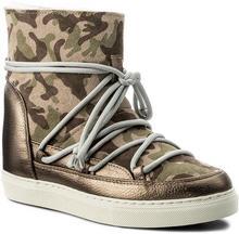 Inuikii Buty Sneaker Wedge 30115 Camuflage Green