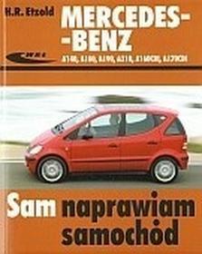 Wydawnictwa Komunikacji i Łączności WKŁEtzold H.R. Mercedes - Benz A140. A160, A210, A160CDI, A170CDI